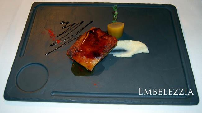 Foto de Ibaia, restaurante hotel de lujo en Gordexola (Vizcaya): menú degustación (3/19)
