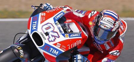 "Andrea Dovizioso: ""Con esta moto no podemos estar delante. Lorenzo está sacando a la luz sus defectos"""