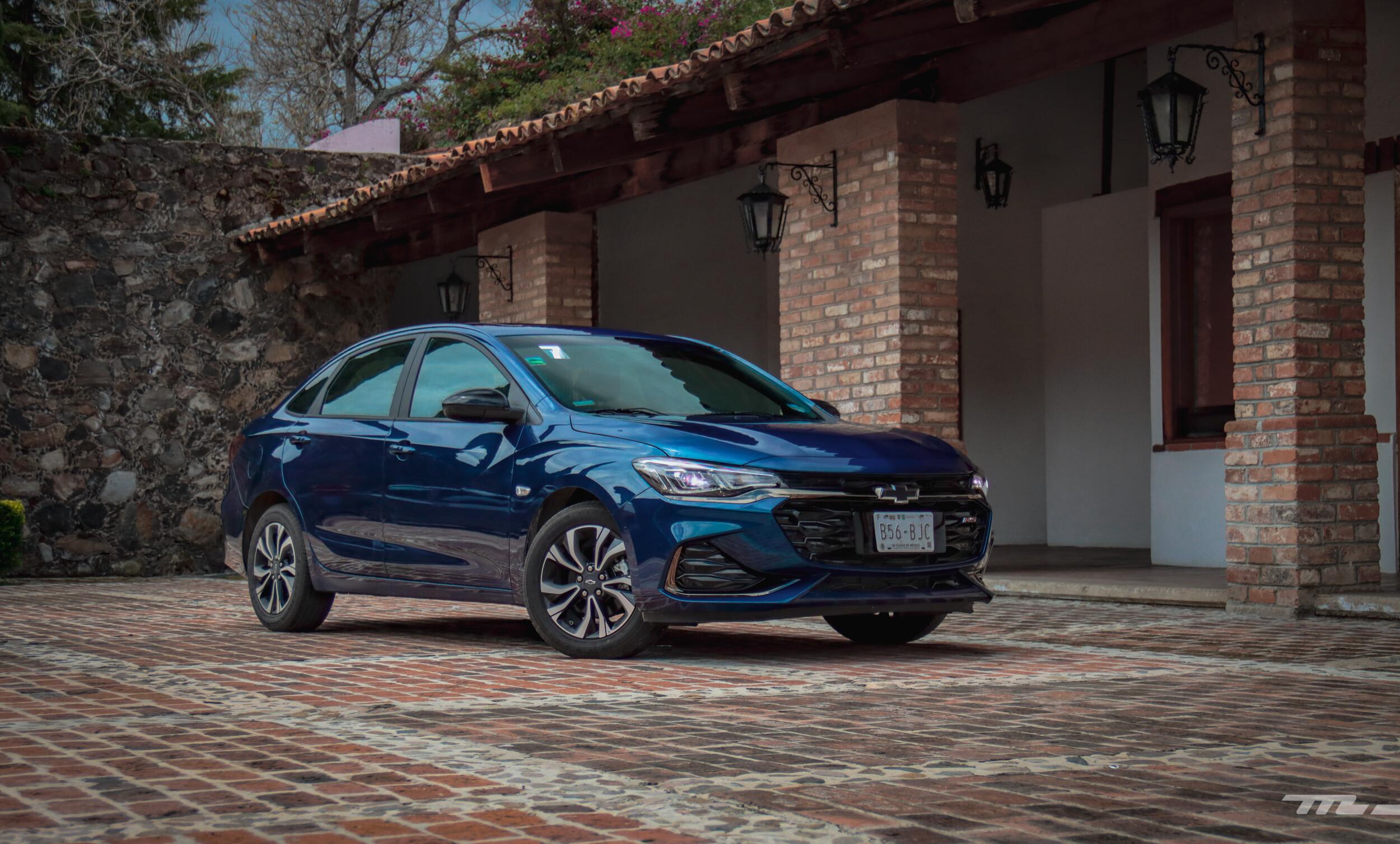 Foto de Chevrolet Cavalier Turbo 2022: Primer vistazo (18/37)