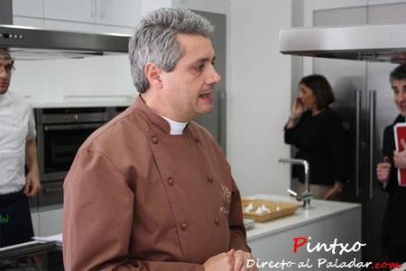 Taller de alta cocina Irlandesa con Fernando Canales Etxanobe