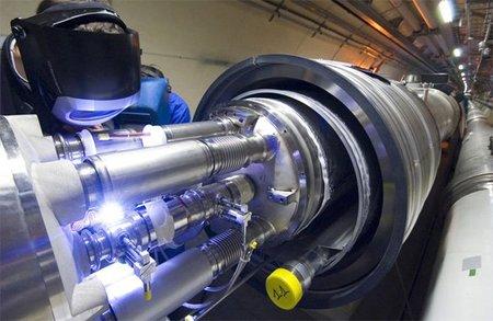 La música surgida de la entrañas del LHC