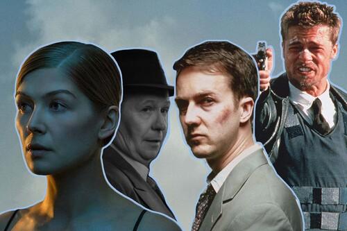 Todas las películas de David Fincher ordenadas de peor a mejor