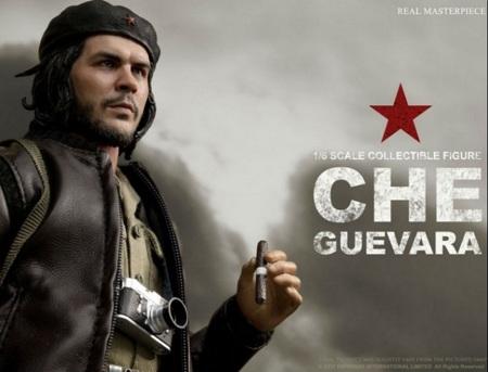 El muñeco poco asequible del Che Guevara