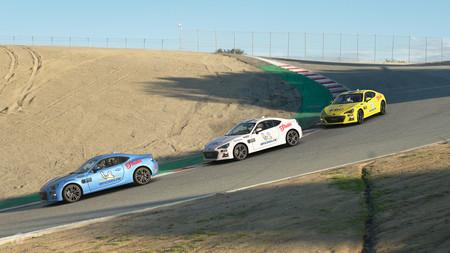 Del asfalto a las pantallas: el Subaru BRZ se mete en los eSports protagonizando la I Copa Virtual 8000vueltas Gran Turismo