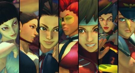 El quinto personaje de Ultra Street Fighter IV es una mujer
