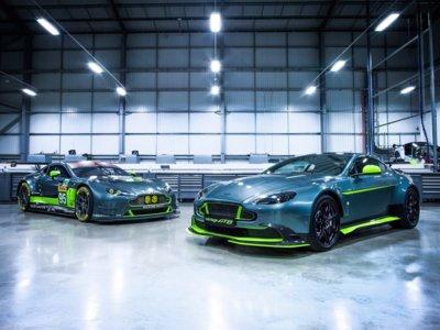 Aston Martin Vantage GT8, del WEC a la calle con lujo y confort incluidos