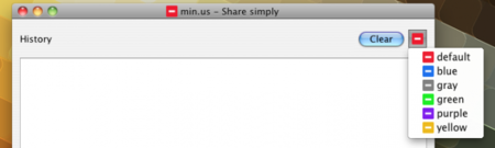 Minus en OS X