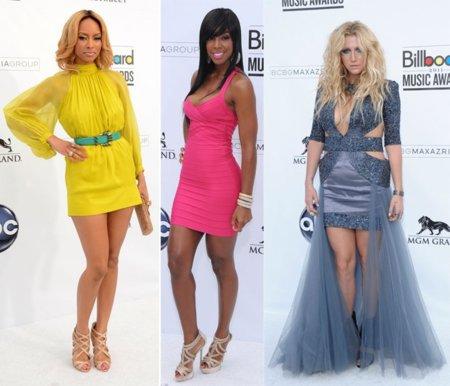 Vestidos color Billboard