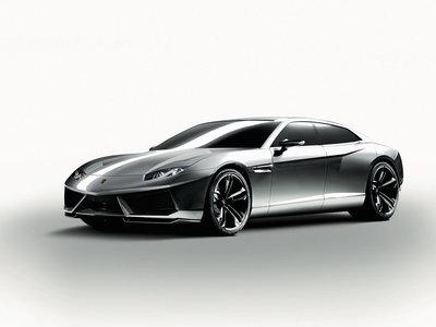 Lamborghini no sólo quiere un SUV, también planea un sedán de alto rendimiento