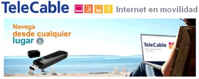 El OMV Telecable lanza sus tarifas de internet móvil