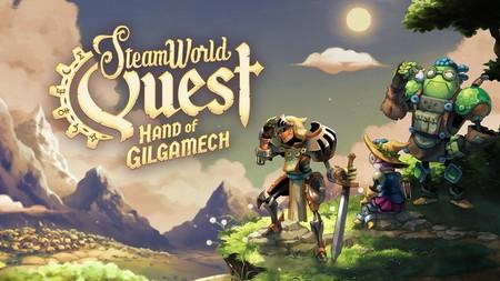 Anunciado SteamWorld Quest: Hand of Gilgamech, un spin-off de la saga de Image & Form Games en forma de RPG con cartas