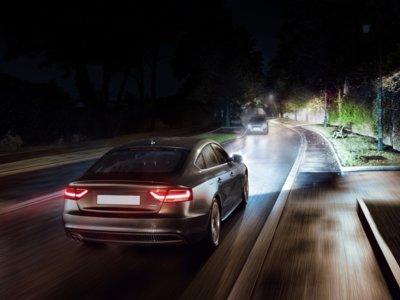 El reto de la iluminación en el automóvil no sólo es tener más luz, sino que sea más inteligente