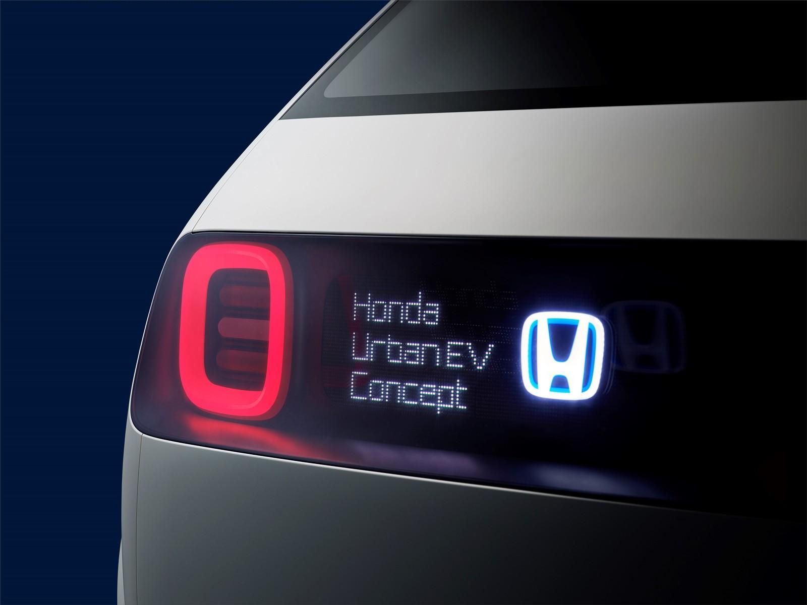 Foto de Honda Urban EV Concept (1/13)