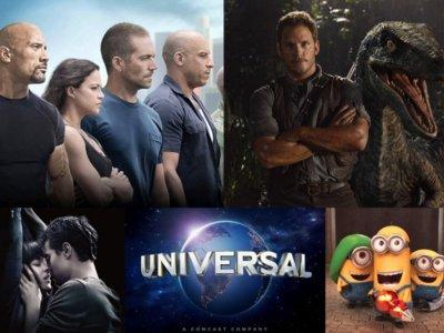 Universal Pictures rompe el récord anual de taquilla... ¡en 7 meses!