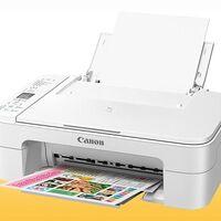 ¿Buscas una impresora multifunción? En Amazon tienes la Canon Pixma TS3151 por 40 euros