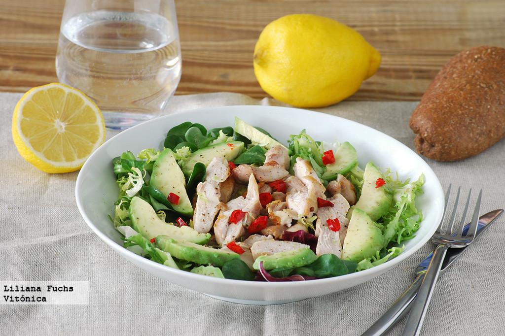 Recetas a base de pollo fáciles y saludables que deberías de conocer