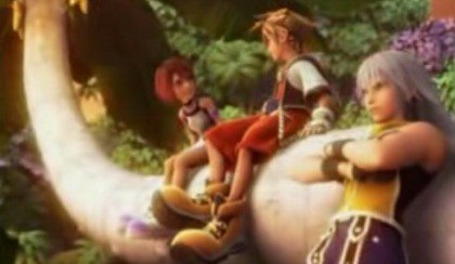 Intro del Kingdom Hearts II