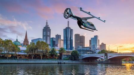 Volar en coche por la ciudad pronto podría dejar de ser futurista y convertirse en una realidad con el servicio aéreo de taxis de Uber