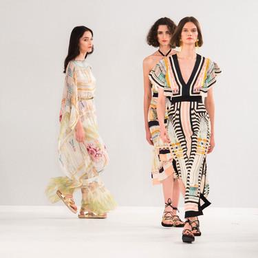 Tenemos el mejor resumen de la Semana de la Moda de Londres Primavera-Verano 2019 y está lleno de looks maravillosos