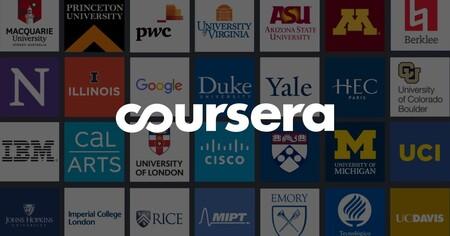 Coursera y sus cursos online siguen creciendo mucho un año después de lo peor de la pandemia: un cambio que ha llegado para quedarse