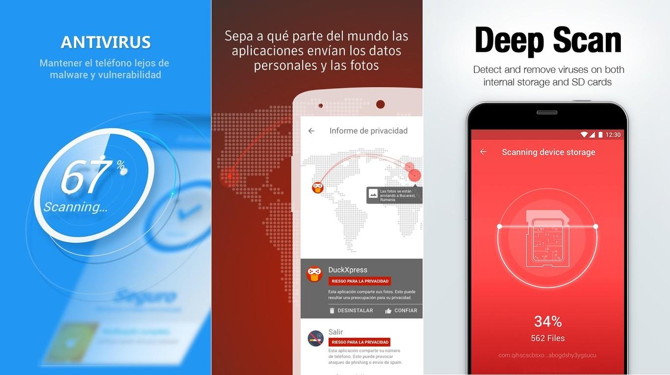 bd25c5c3a3f 11 antivirus para proteger tu smartphone Android