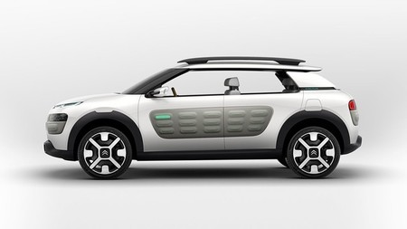IAA 2013 - Citroën Cactus