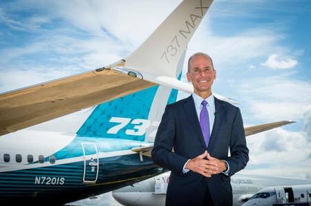 Boeing separa de su cargo de presidente al CEO Dennis Muilenburg para que se centre en el regreso al aire del avión 737 MAX