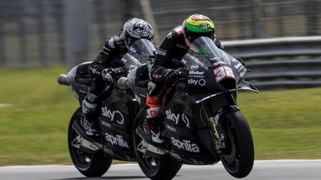 Aprilia anuncia la presentación de su equipo de MotoGP con muchas dudas pendientes sobre su futuro