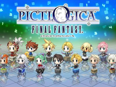 El juego de puzles Pictlogica Final Fantasy da el salto a Nintendo 3DS y en formato free-to-play