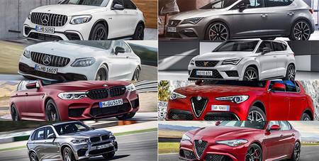 ¿Qué tan distinto es un SUV deportivo frente a su equivalente sedán, coupé o hatchback?