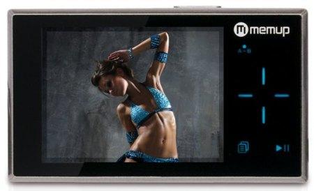 Memup ViewTouch y V-Slim, con pantalla de 2.4 pulgadas