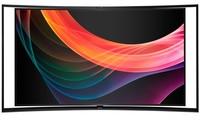 Samsung lanza su televisor de pantalla curvada por 9.000 dólares