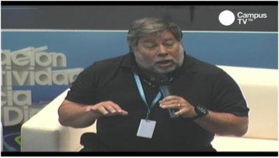 Steve Wozniak en la Campus Party: puntos clave de la conferencia del cofundador de Apple en España