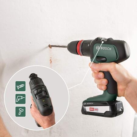 Oferta del día en Amazon: el atornillador Bosch AdvancedImpact 18 a batería cuesta sólo 127,96 euros hasta medianoche