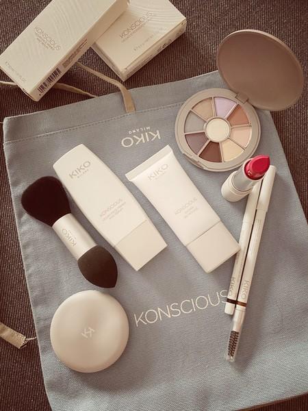 Así es Konscious la colección de maquillaje vegana y sostenible de Kiko que ya hemos puesto a prueba (y que está de rebajas)