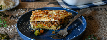 Las verduras más sabrosas y deliciosas para hacer la mejor lasaña vegetariana: receta con vídeo incluido