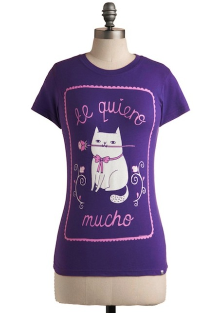 cat modcloth