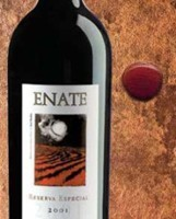Enate Reserva Especial 2001, segundo lugar en Tasted of de World