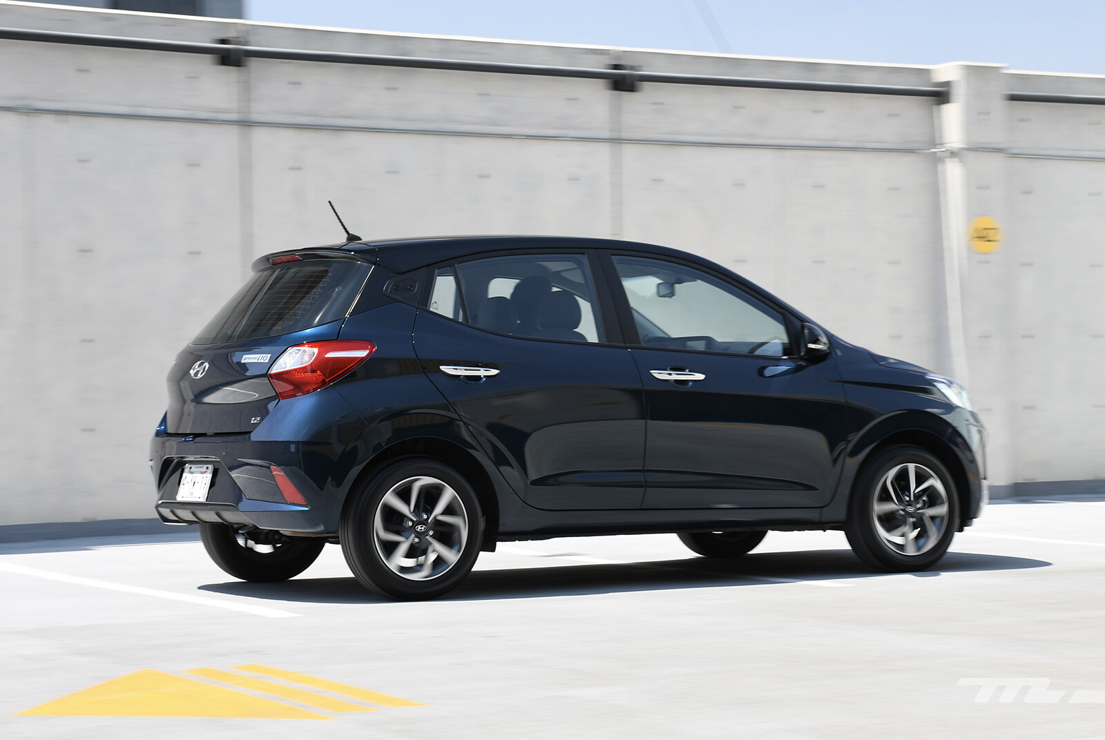 Foto de Hyundai Grand i10 2021 (prueba) (8/26)