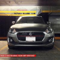 Suzuki Swift Boosterjet, esta semana en el garaje de Motorpasión México