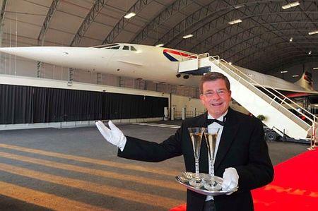 San Valentín en... el Concorde