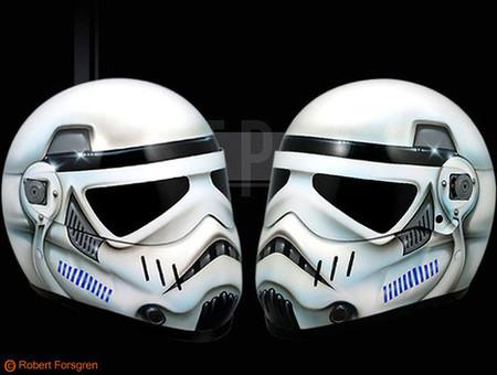 Los cascos de Robert Forsgren