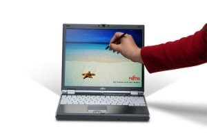 Fujitsu Lifebook B6000, 12 pulgadas con mucho tacto