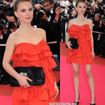 La alfombra roja del Festival de Cannes 2008. Premiere de Ché