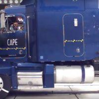 Claro, también se hacen crash-test de camiones y autobuses. En estos casos da bastante miedo
