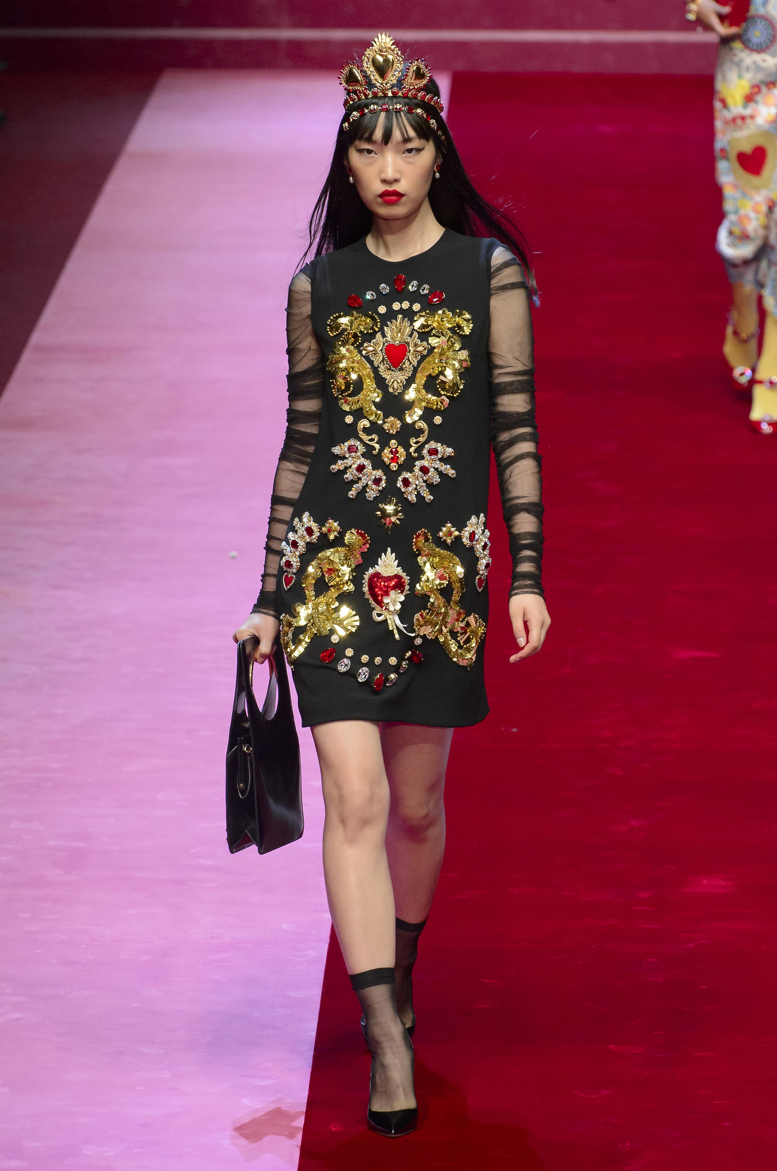 Foto de Dolce&Gabbana Primavera/Verano 2018 (39/106)
