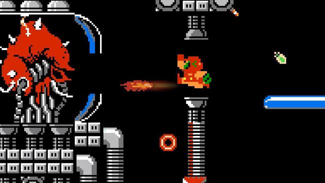 Así habría sido el  Metroid de NES si Mario hubiera sido el protagonista