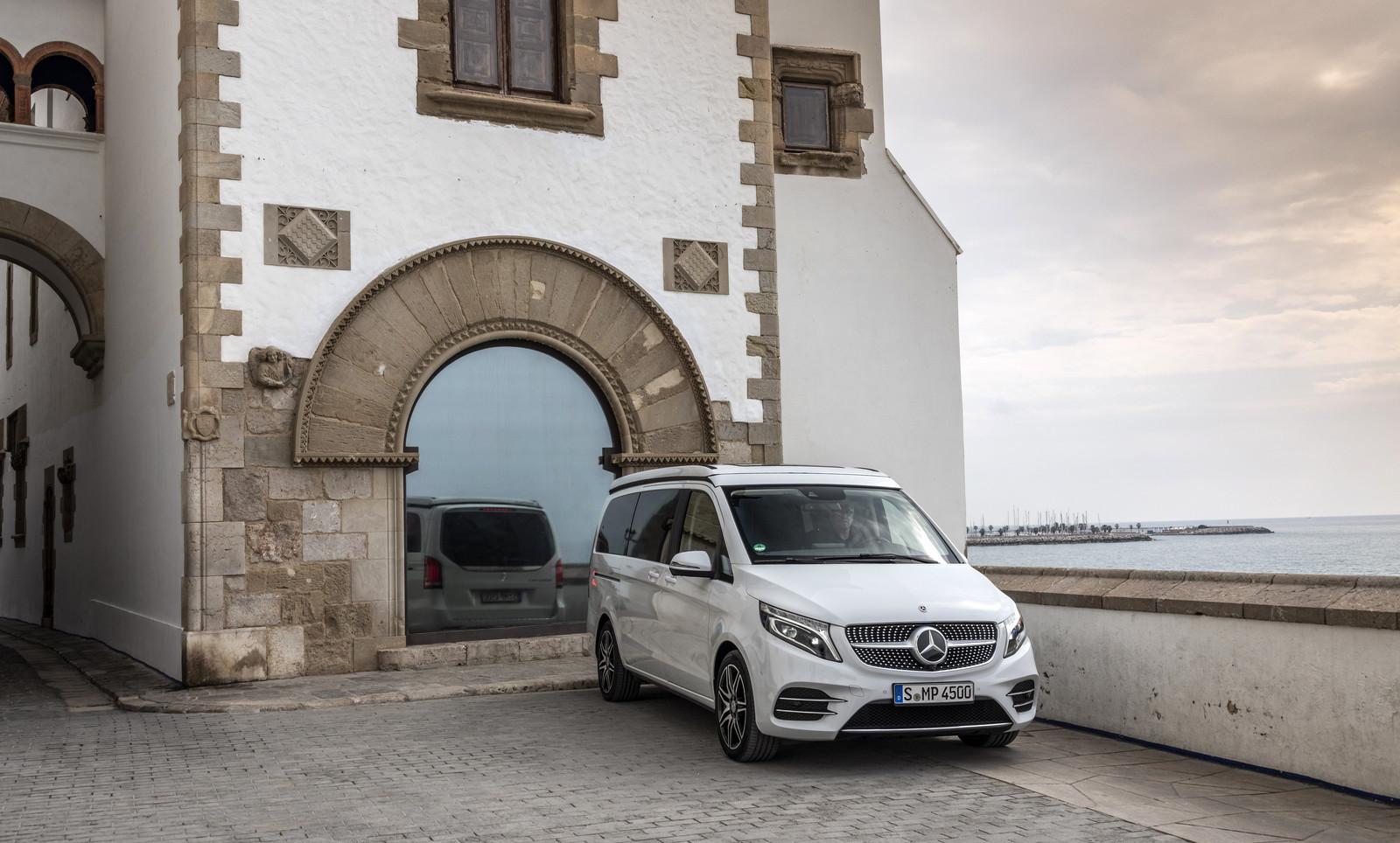 Foto de Mercedes-Benz Marco Polo 2019 (19/49)