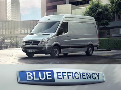 Mercedes-Benz Sprinter BlueEFFICIENCY