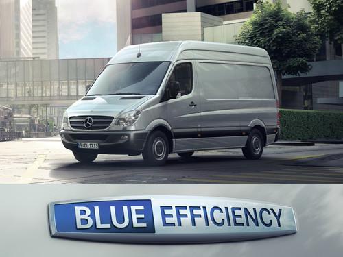 Mercedes-BenzSprinterBlueEFFICIENCY